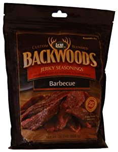 Backwoods Barbecue Seasoning with Cure Packet by LEM