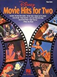 Disney Movie Hits for Two - Lower-Intermediate Level Piano Duets - Book