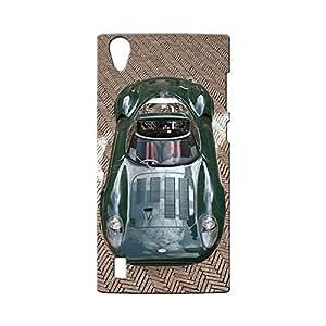 BLUEDIO Designer Printed Back case cover for VIVO Y15 / Y15S - G2281