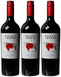Tussock Jumper Malbec 2014 75 cl (Case of 3)