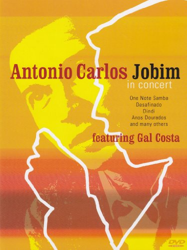 Cover art for  Antonio Carlos Jobim In Concert
