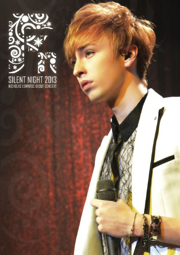 NICHOLAS EDWARDS DEBUT CONCERT SILENT NIGHT 2013 [DVD]