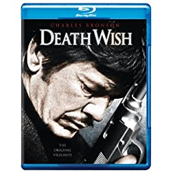 Death Wish: 40th Anniversary [Blu-ray]