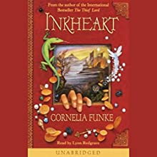 Inkheart Audiobook by Cornelia Funke Narrated by Lynn Redgrave