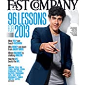 Audible Fast Company, December 2012 | [Fast Company]