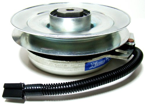 Wright Stander Pto Clutch 71410014 Replaces Warner 5219-54 - Free Upgraded Bearings & Machined Pulley