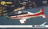 プラッツ 1/72 トルコ空軍 初等練習機 TAIヒュルクスA プラモデル TAN2904