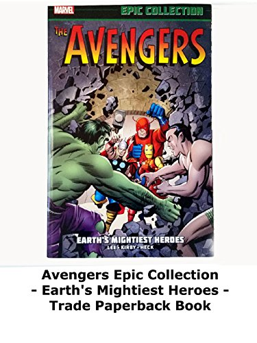 Review: Avengers Epic Collection on Amazon Prime Video UK