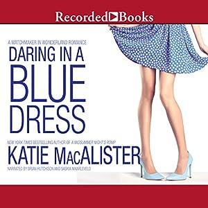 Daring in a Blue Dress Audiobook
