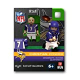 NFL Minnesota Vikings Christian Ponder Figurine at Amazon.com