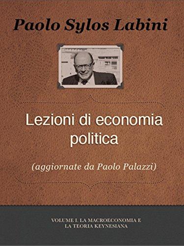 Lezioni di Economia Politica Vol I PDF