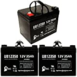 3x Pack - Sure Light SL236 Battery
