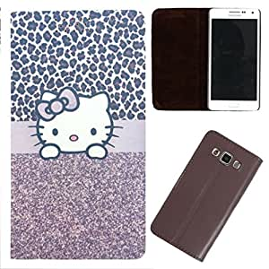 DooDa - For Sony Xperia U PU Leather Designer Fashionable Fancy Flip Case Cover Pouch With Smooth Inner Velvet