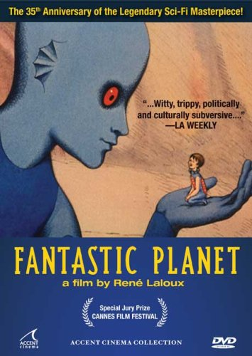 DVD Cover image for Fantastic Planet