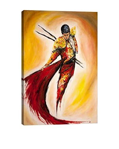 Marc Allante Gallery Matador Canvas Print