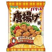 山芳製菓 ポテトチップス唐揚げ味 58g×12袋