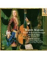 Marin Marais: Suitte d'un Goût Etranger