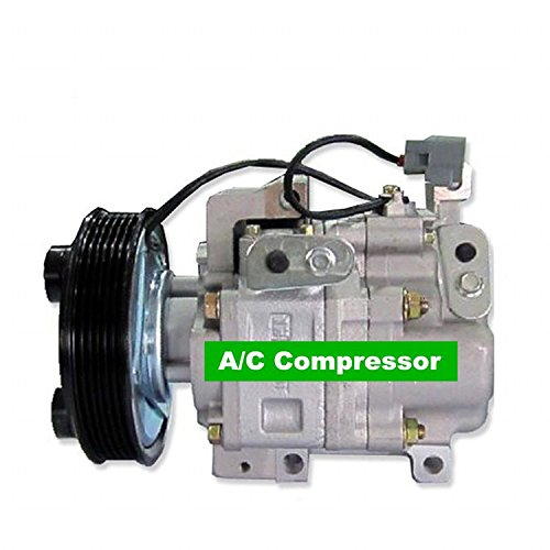 GOWE A/C Compressor For Car Mazda 6 2002 For Car Mazda 3 2002 For Car Mazda CX-7 2006 A/C Compressor GJ6A-61-K00A GJ6A-61-K00B H12A1AF4A0 H12A1AF4DW (Mazda Cx7 Compressor compare prices)