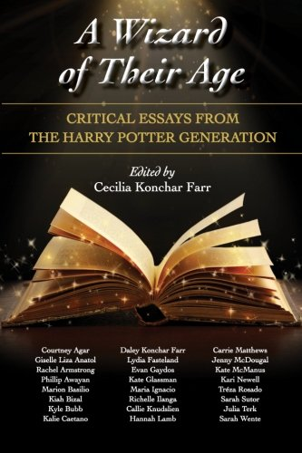 harry potter critical essays Shortly after the lexicon was created in 2000, the first essay appeared: the limits of magic by caius marcius from that point on, the lexicon's collection of canon-based essays grew and grew.