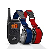 ObeDog Stride Two Dog Series Rechargeable & Weatherproof Training Collar Set
