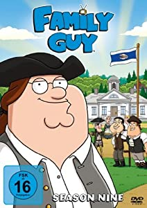 Family Guy - Season 09 [3 DVDs]
