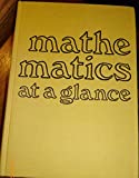 img - for Mathematics at a Glance. A Compendium book / textbook / text book