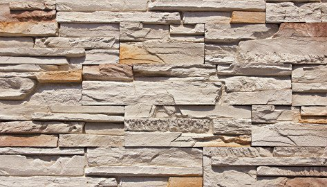 Cultured Manufactured Stone Veneer Wall Siding - Stackstone - Seymour (Stone Wall Panels compare prices)