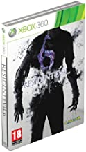 Resident Evil 6 Xbox 360 Exclusive Steelbook Edition