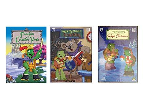 offerta-cartoni-animati-3dvd-franklin-piu-omaggio-40-canzoni-mp3-per-bambini