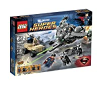 LEGO Superheroes 76003 Superman Battle of Smallville by LEGO Superheroes