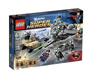 LEGO Superheroes 76003 Superman Battle of Smallville