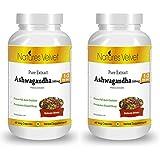 Natures Velvet Combo Of Ashwagandha, Pure Extract (500 Mg), 60 Veggie Capsule(s)