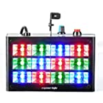 Eyourlife 12 LED RGB LED Strobe Light...