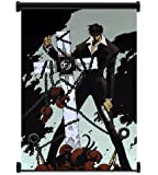 """Trigun Anime Fabric Wall Scroll Poster (16""""x23"""") Inches"""