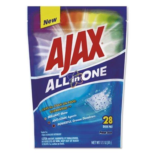 ajax-all-in-one-auto-dishwasher-detergent-packs-fresh-scent-28-oz
