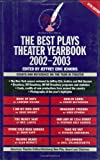The Best Plays Theater Yearbook 2002-2003