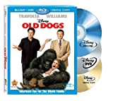 Old Dogs (Three-Disc Blu-ray Combo Pack w/ DVD + Digital Copy)