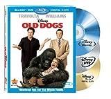 Old Dogs (Three-Disc Blu-ray Combo