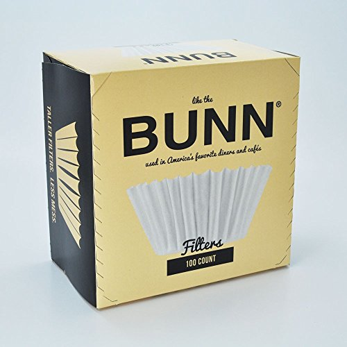 Bunn Coffee Maker Filters : 2 Boxes-Bunn Coffee Filters 100 Ct