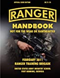 img - for Ranger Handbook (Large Format Edition): The Official U.S. Army Ranger Handbook Sh21-76, Revised February 2011 book / textbook / text book