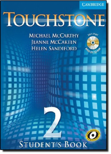 Touchstone Level 2 Student's Book with Audio CD/CD-ROM...