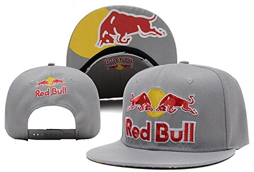 Red-Bull Hip Pop Hip Hop Street Fashion Cap Cap Hat Men Baseball Cap (Cooler Red Bull compare prices)