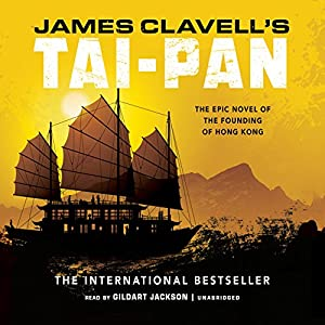 Tai-Pan Audiobook