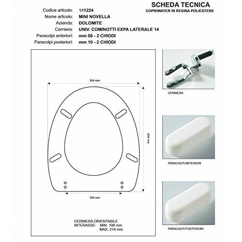 abattant-wc-dolomite-novella-mini-blanc-charniere-cromo-sedile-asse-wc