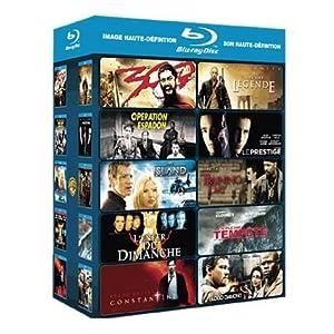 10 Action Blu-rays Amazon.fr