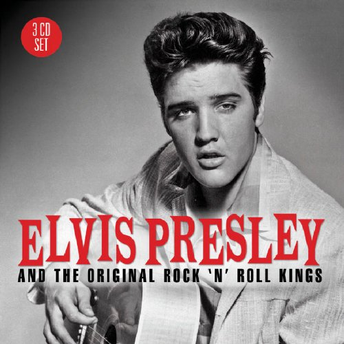 Elvis-Presley-And-The-Original-Rock-N-Roll-Kings-Various-Artists-Audio-CD