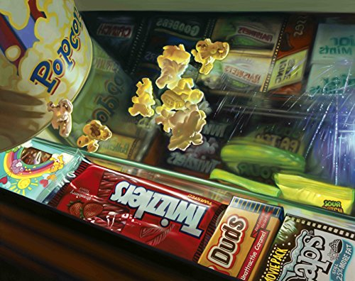 popcorn-collectible-limited-edition-reproduction-on-canvas-of-original-oil-painting-signed-numbered-