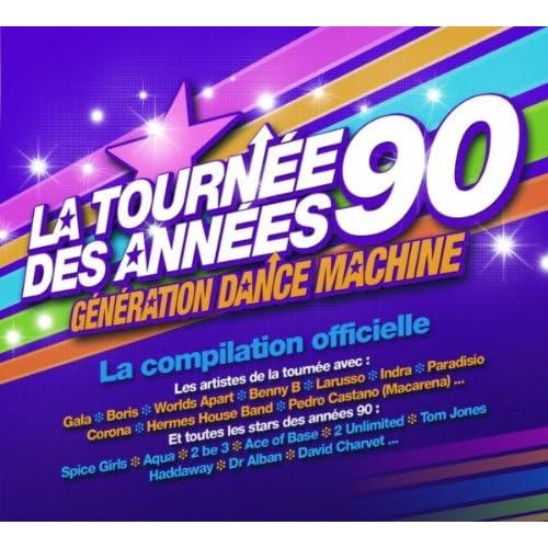 [FS]La tournée des années 90 (3CD)[MP3]