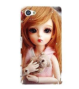 FUSON 3D Designer Back Case Cover foR Sony Xperia Z5 D9823