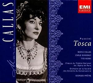 Puccini: Tosca (complete opera) with Maria Callas, Carlo Bergonzi, Tito Gobbi, Georges Pretre